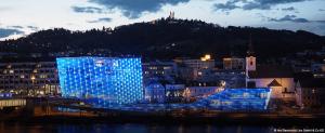 Ausflug ins ARS Electronica Linz