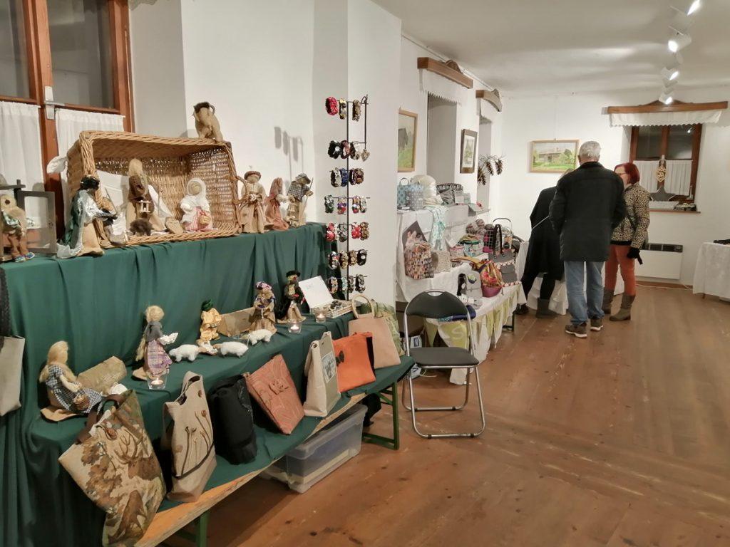 Adventmarkt Heimatverein Attersee